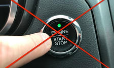 Start/Stop-Knopf