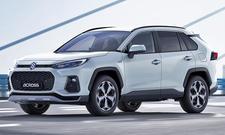 Suzuki Across (2020)
