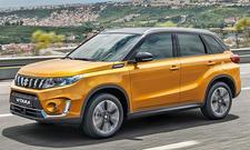 Suzuki Vitara Facelift(2018)
