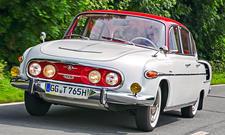 Tatra 603: Classic Cars