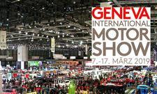 Genfer Autosalon 2019