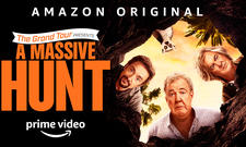 """The Grand Tour presents: A Massive Hunt"""