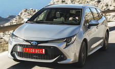 Toyota Corolla Touring Sports (2019)