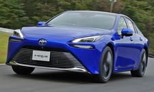 Neuer Toyota Mirai (2020)