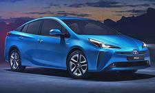 Toyota Prius Facelift (2019)