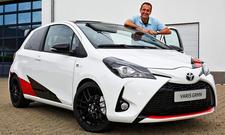 Toyota Yaris GRMN (2017)
