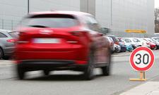 Verkehrsschild-Erkennung im Test