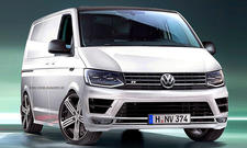VW T6 R (Illustration)