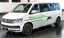 VW Abt e-Transporter: IAA Nutzfahrzeuge 2018