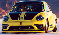 VW Beetle LSR: Video