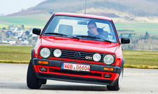 VW Golf II GTI 16V
