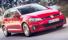 VW Golf 7 GTI performance Facelift (2017)