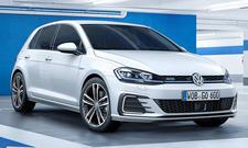 VW Golf GTE Facelift (2017)