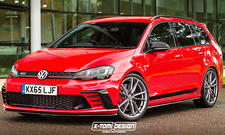 VW Golf GTI Clubsport S Variant