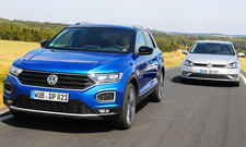 VW Golf/VW T-Roc