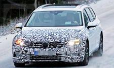 VW Passat B8 Variant Facelift (2019)