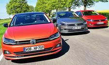 VW Polo 1.0 TSI/1.0 TGI/1.6 TDI SCR: Test