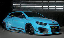 VW Scirocco SR Super Rocket