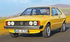 VW Scirocco TS: Classic Cars
