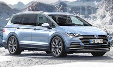 VW Sharan (2021)