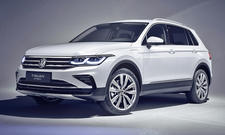 VW Tiguan eHybrid (2020)