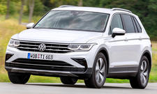 VW Tiguan Facelift (2020)