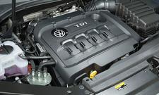 Diesel-Motor von VW