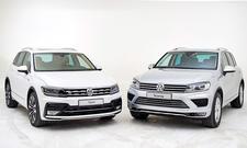 VW Tiguan II/VW Touareg II