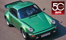 50 Jahre AUTO ZEITUNG: Die wichtigsten Autos