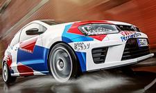 VW Polo: Tuning von Wimmer Rennsporttechnik