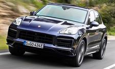 Porsche Cayenne E-Hybrid: Test