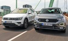 VW Tiguan/VW T-Roc