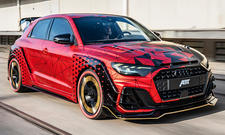 Audi A1 1of1 von Abt