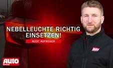 Alex' Aufreger: Nebelschlussleuchte