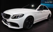 Mercedes-AMG C 63 (2018)