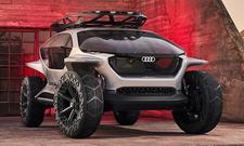 Audi AI:Trail quattro (2019)