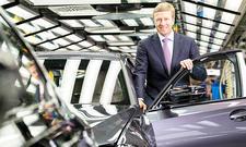 Neuer BMW-Chef Oliver Zipse