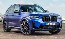 BMW X3 M Facelift (2021)