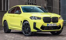 BMW X4 M Facelift (2021)