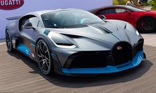 Bugatti Divo (2018)