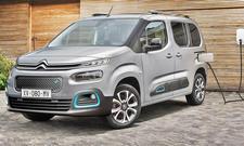 Citroën ë-Berlingo Hochdachkombi (2021)