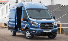 Ford Transit Facelift (2019)