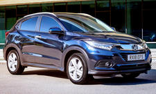 Honda HR-V Facelift (2018)