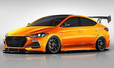 """Hyundai """"BTR Edition Elantra Sport Concept"""""""