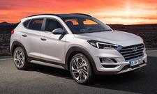 Hyundai Tucson Facelift (2018)