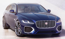 Jaguar XF Sportbrake Facelift (2021)