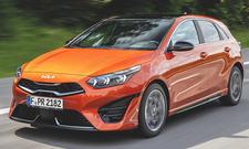 Kia Ceed Facelift (2021)