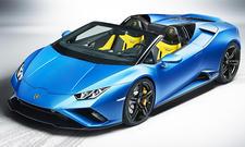 Lamborghini Huracán Evo Spyder RWD (2020)