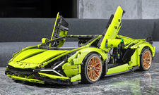 Lamborghini Sián: Lego-Technic-Bausatz