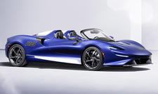 McLaren Elva (2021)